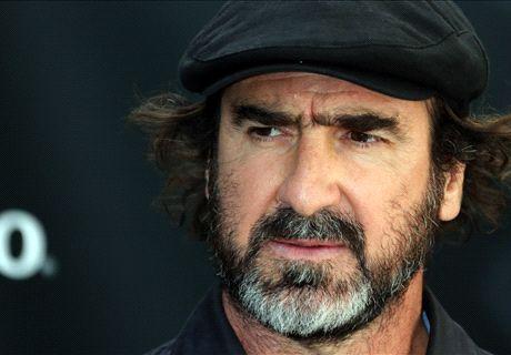 Eric Cantona, el semental