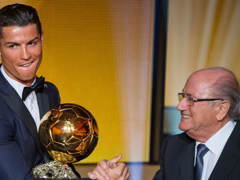 Blatter claims football's 'culture' to blame for Ronaldo tax scrutiny