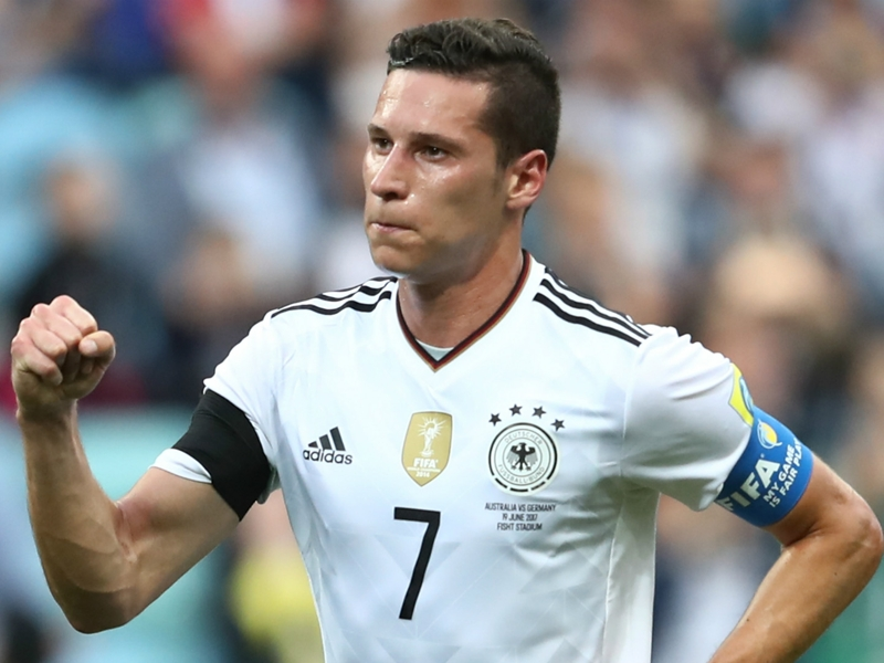 Australie-Allemagne (2-3), l'Allemagne joue à se faire peur