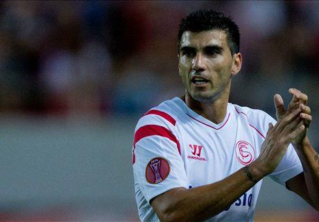 LIVE: Standard Liege 0-0 Sevilla