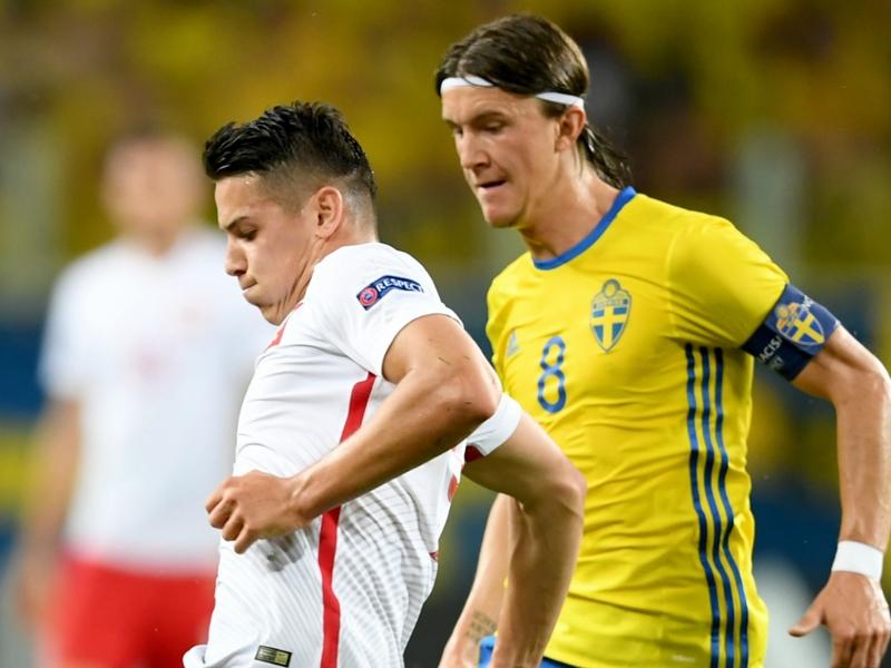 Pologne-Suède (2-2), la Pologne évite l'élimination
