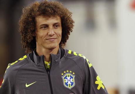 Luiz: Saya Tak Bermasalah Dengan Mourinho