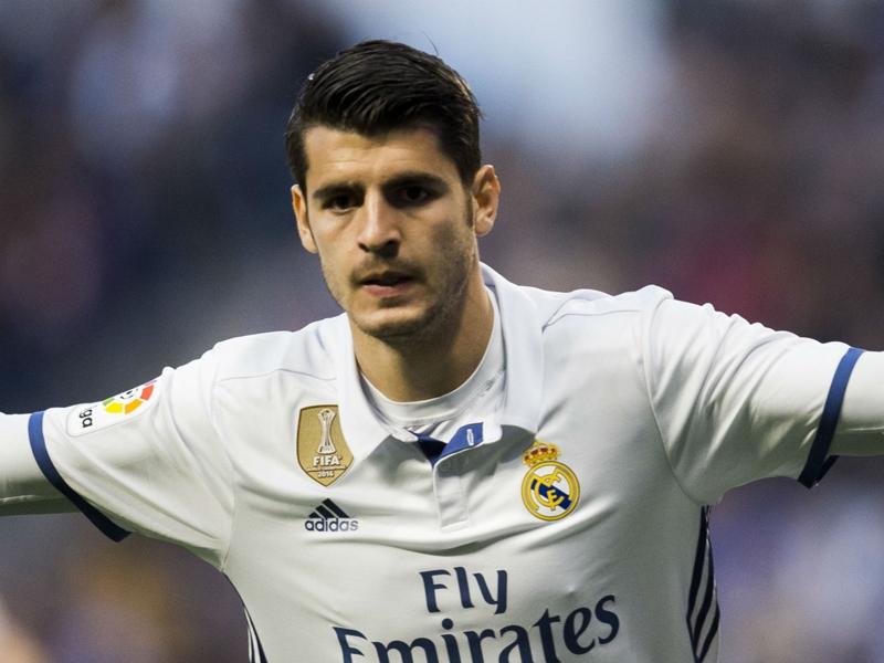 Morata to Man Utd? Real Madrid rubbish talks of €75 million deal