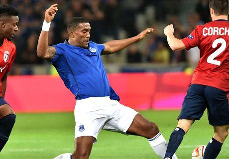 LIVE: Lille 0-0 Everton