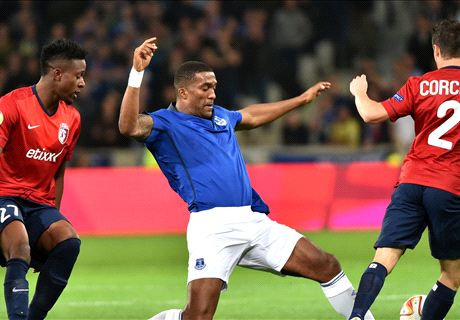 Match Report: Lille 0-0 Everton