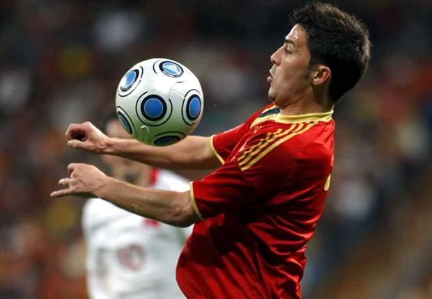 Villa é a bola da vez no mercado europeu