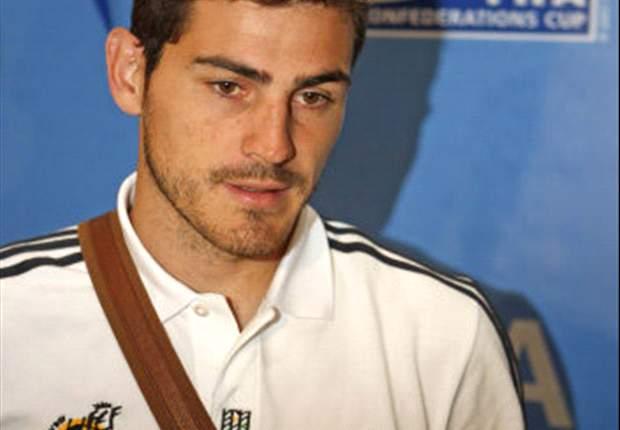 It's A Shame That Arjen Robben Is Leaving Real Madrid - Iker Casillas