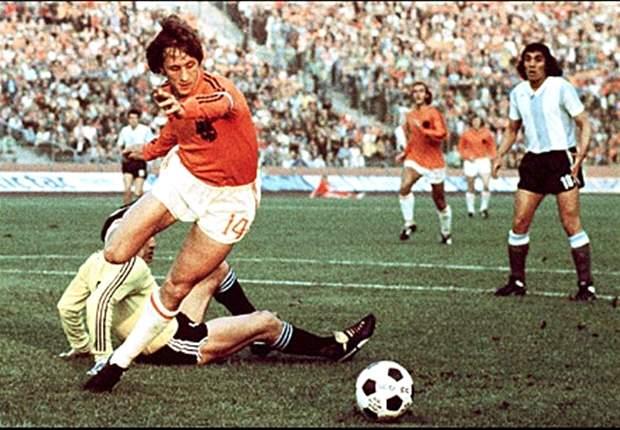 El 63% de los seguidores holandeses piensa que Messi es mejor que Cruyff
