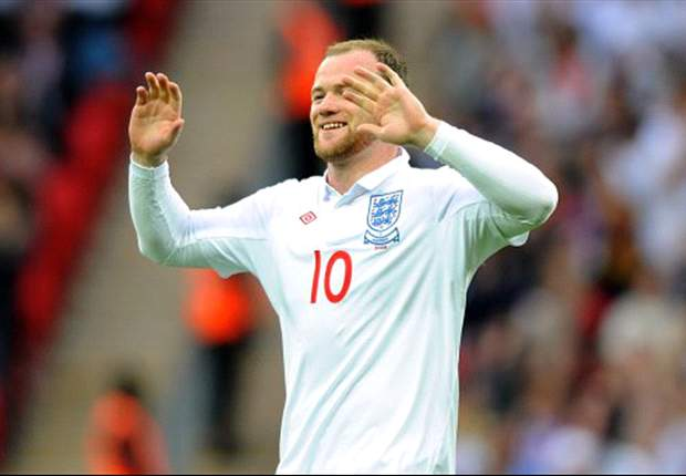 Manchester United & England star Wayne Rooney says talk is cheap & insists he will be fit for World Cup 2010