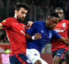 Everton held by stubborn Lille