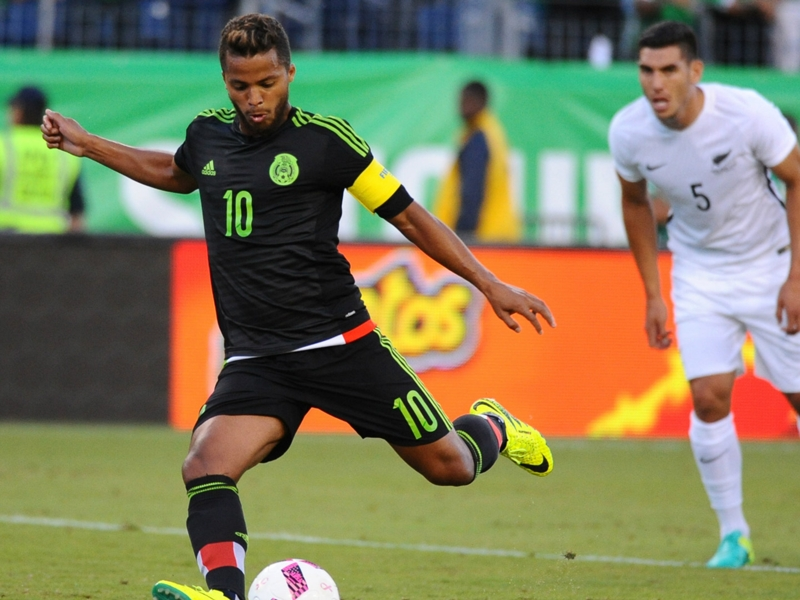 Mexico boosted by previous meeting with New Zealand