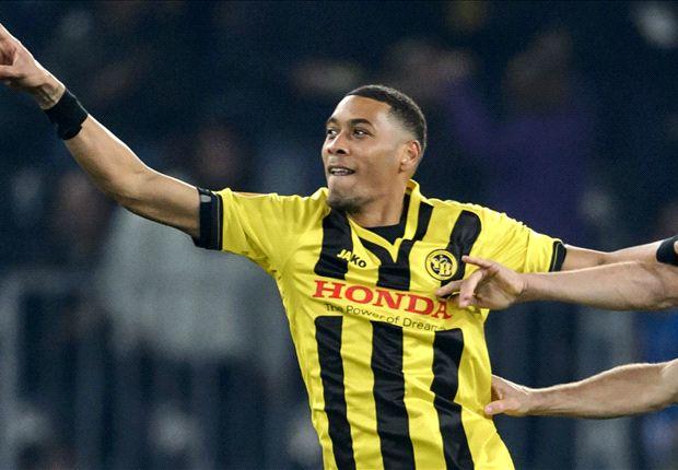 3ème but de la saison pour Hoarau