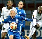 Résumé de match, Dynamo Minsk-Guingamp (0-0)
