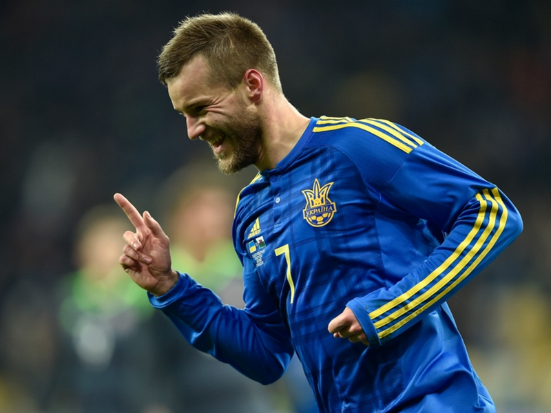 Intérêt du Bayern Munich pour Yarmolenko