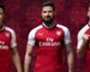 Arsenal mit Panne beim neuen Trikot