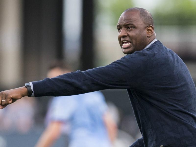 Despite stirring comeback win, Vieira conceding Supporters' Shield to Toronto FC