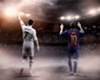 Ronaldo et Messi, enfants du football moderne