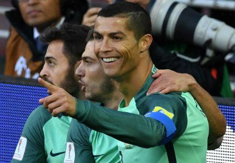 Ronaldo goal inspires Portugal win