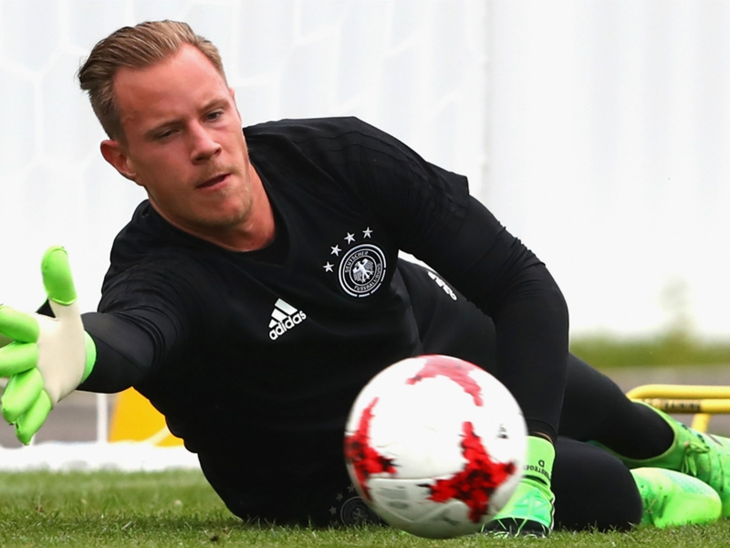 Ter Stegen to start for Germany against Chile but Low rules out big changes