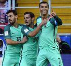 Cristiano Ronaldo golea a Nueva Zelanda, apuesta en la Copa Confederaciones