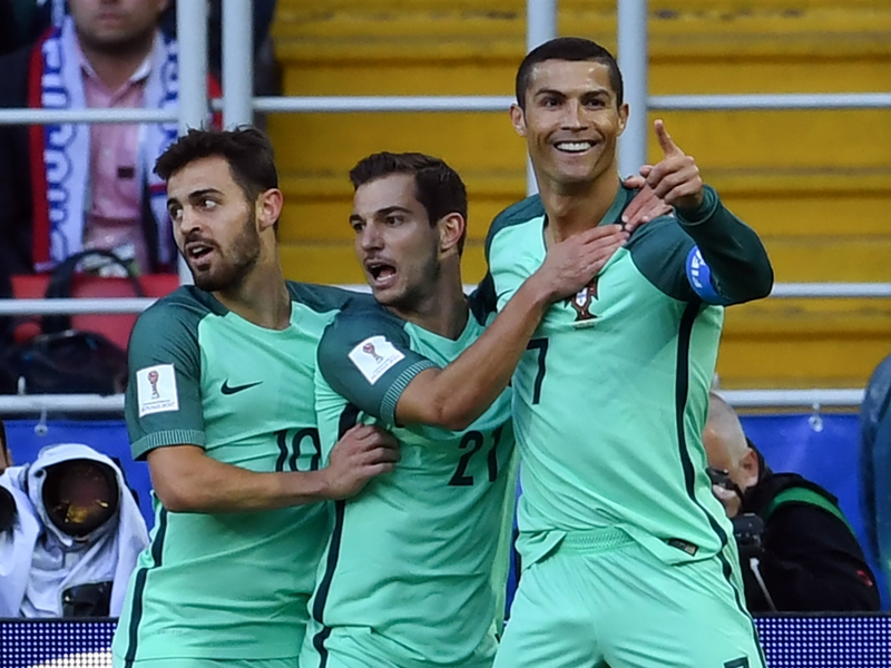 Betting: Portugal 3/1 to continue Confederations Cup march with New Zealand win