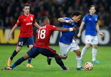 Lille 0-0 Everton: Defenses on top