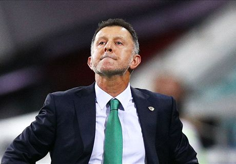 Do El Tri need a win to save Osorio?