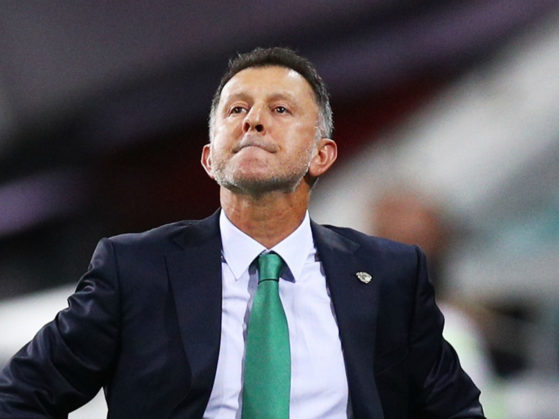 Will Osorio's job be in jeopardy if Mexico crashes out in Gold Cup quarterfinals?