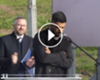 VÍDEO: Luis Suárez se emociona en el campo que le vio nacer