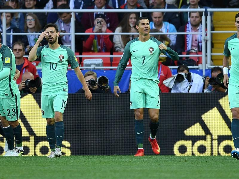 Cristiano Ronaldo content du réveil de Portugal