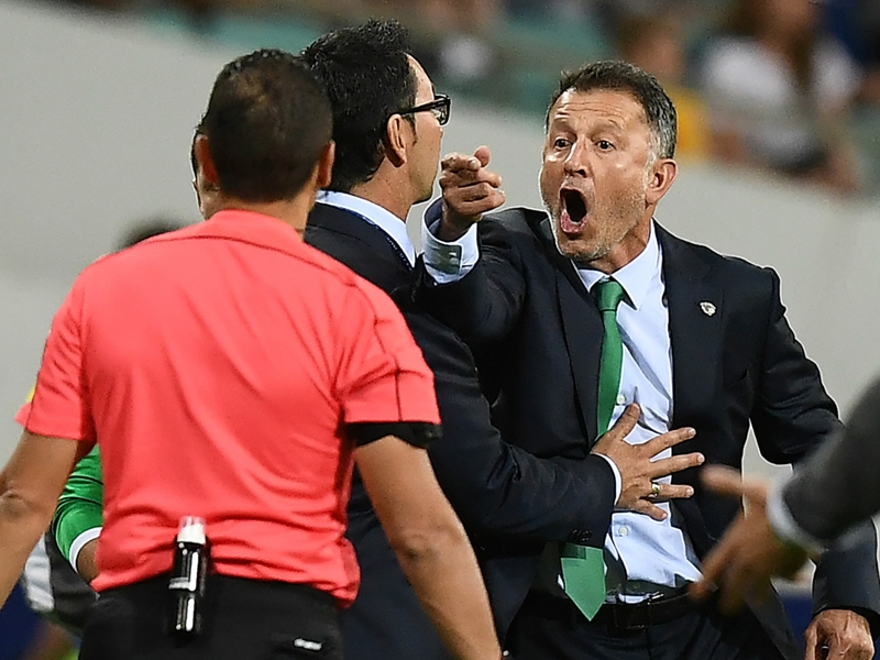 Osorio apologizes for outburst at New Zealand assistant