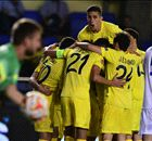Late Villarreal rally sends Zurich packing
