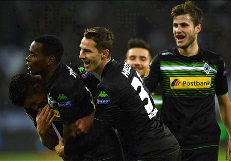 Two for Traore in Gladbach cruise