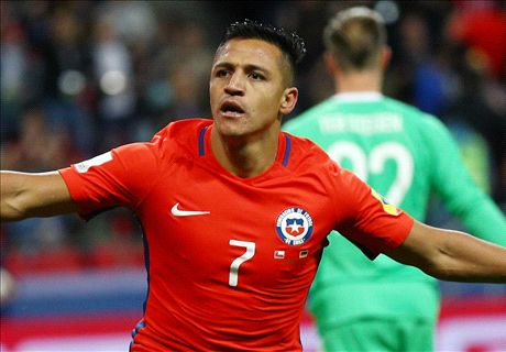 Alexis becomes Chile's top scorer