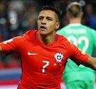 Los 10 máximos goleadores de Chile