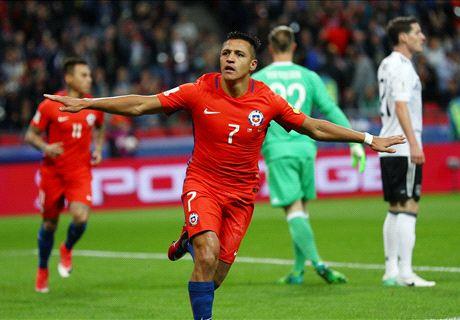 Sanchez, Topskor Cile Sepanjang Masa