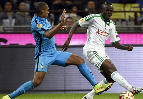 Inter-St Etienne LIVE! 0-0, finale acceso
