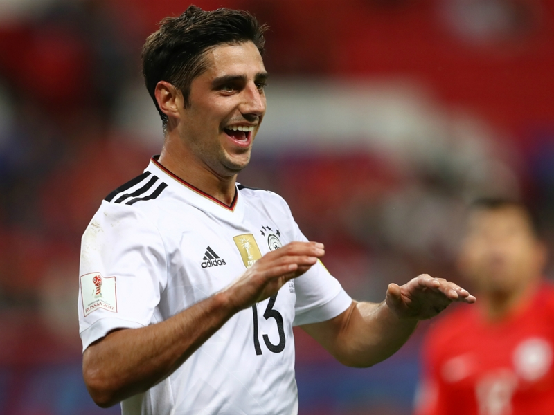 Low lauds 'excellent' Stindl after Germany draw