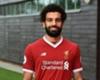 Mohamed Salah, Liverpool. CREDIT: Twitter @LFC