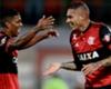 Críticas fizeram bem, Guerrero mudou atitude em campo e comandou a vitória do Flamengo
