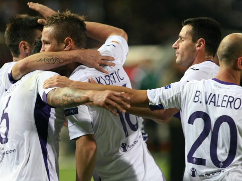 Ultime Notizie: Fiorentina ambasciatrice italiana del bel calcio in Europa: 7 trasferte europee senza sconfitte.