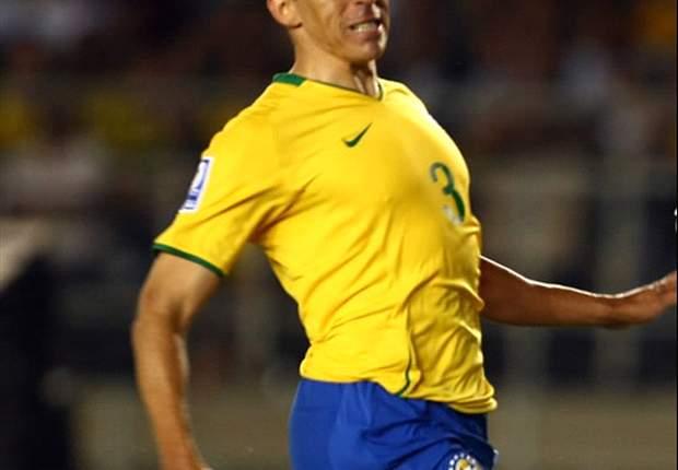 Lucio Praises Brazil's Team Spirit After Comeback Victory