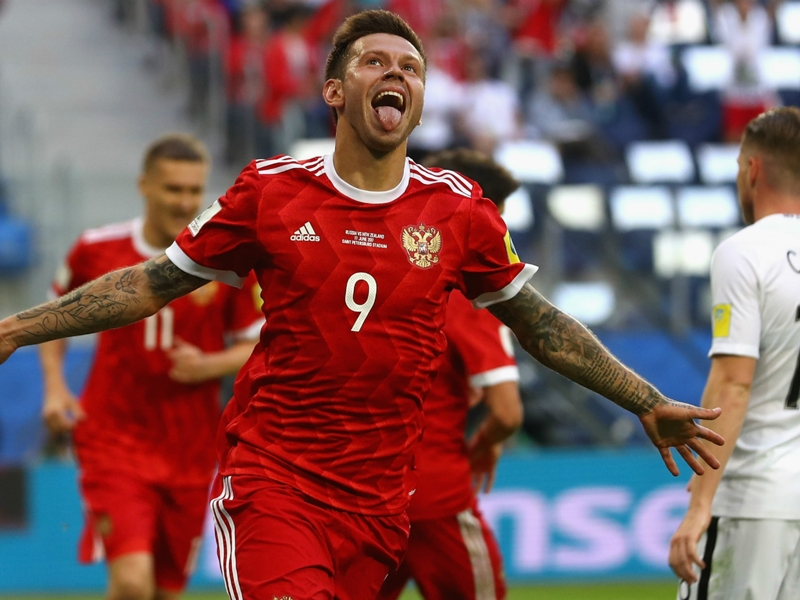 The party won't end if we exit Confederations Cup, says Russia boss Cherchesov