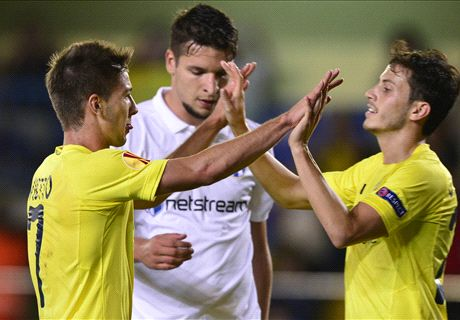 Report: Villarreal 4-1 Zurich