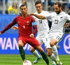 FT: Selandia Baru 0-4 Portugal
