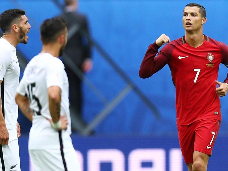 """Portugal, Ronaldo : """"Le Chili et l'Allemagne sont de grandes équipes"""""""