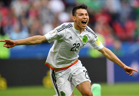 Mexico move into semifinals