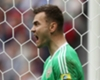 Russia goalkeeper Igor Akinfeev during a Confederations Cup game against Mexico