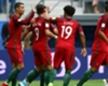 Portugal celebrated against New Zealand