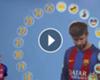 ► La plantilla del Rey Messi